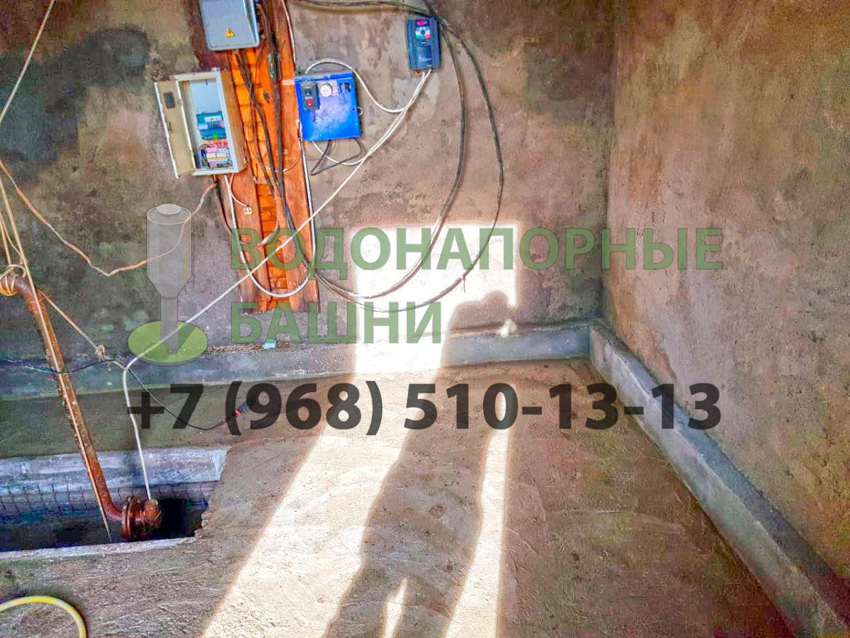 Внутренняя отделка вспомогательного помещения, установка автоматики