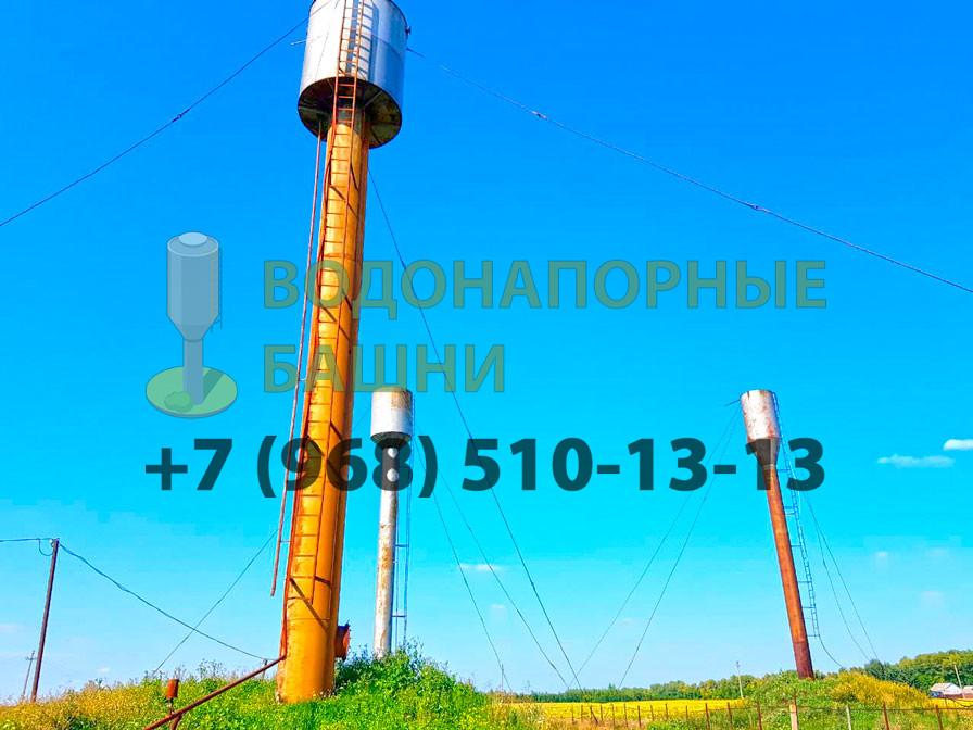 Установка ВБР-25У-12 в районе города Борисоглебск